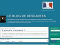 Le blog de descartes