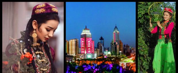Ouighours et Xinjiang expliqué en quatre minutes dans POLITIQUE