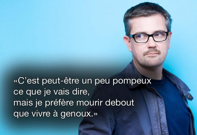 Citation de Charb